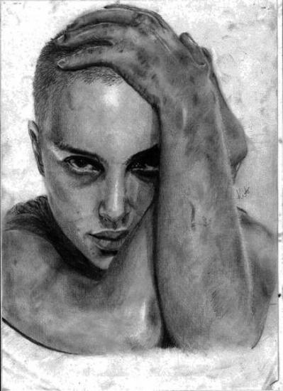 Natalie Portman par kirthana